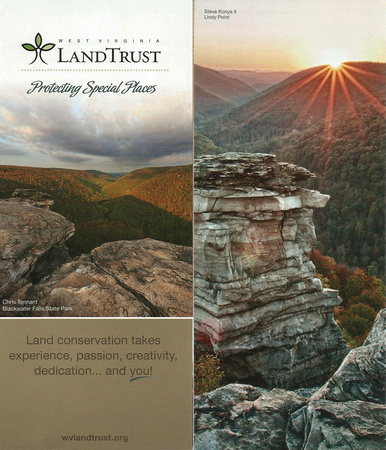 West Virginia Land Trust Flyer