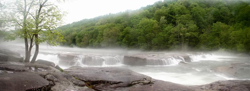 Valley Falls State Park Pan
