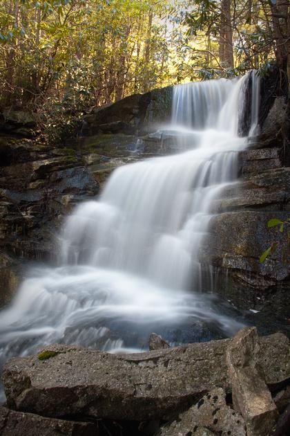 Waterfall on Falls Run 3