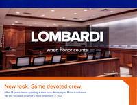 Lombardi Development Flyer