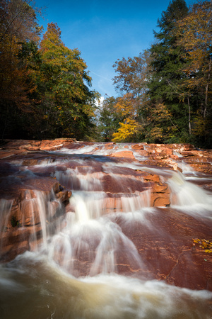 Fall at Muddy Creek
