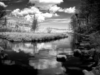 Blackwater River Infrared 9