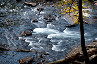 Fall along the Middle Fork River