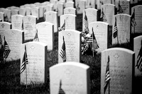 West Virginia National Cemetery 35mm Film